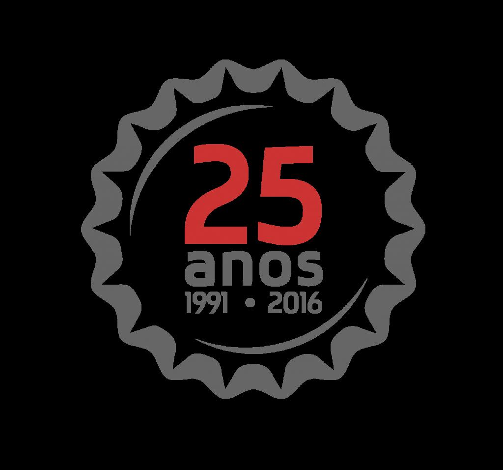 Logo 25 Anos